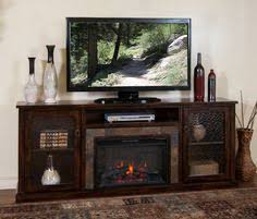 Unique Design 70 Inch Tv Stand With Fireplace San Andorra 66 TV With  Electric