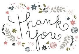 Free Printable Thank You Postcards 15 Creative Ways To Say Thank You Printable Thank You