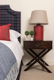 skinny side table with traditional bedroom also bachelor bedding bedroom bedside lamps bedside tables boys bedroom