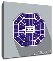 Sacramento Kings Seating Chart Sleep Train Arena Seating Chart With Rows Always Up To Date