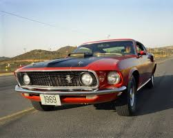 1969 Ford Mustang BOSS 429 Pics & Information