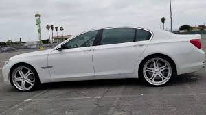 Coupe Series 2010 bmw 750 for sale : 2012 BMW 750 li 22 inch asanti af173 alpine white f02 2009 2010 ...