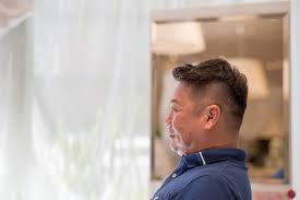 流行の髪型 理容室 10style