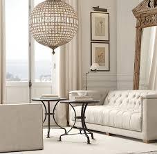 19th c casbah crystal chandelier 25 品牌 restoration hardware