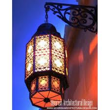 outdoor moroccan lighting. Outdoor Lighting For Walls Moroccan Lights Rustic Patio