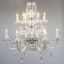 awesome chandelier light fixtures chandelier lighting crystal chandeliers h27