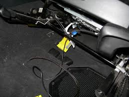 diy sport seat swap into e90 out power seats after you have tapped into the power wire on the seat you need to get that wire over to the fuse box located behind the glove box