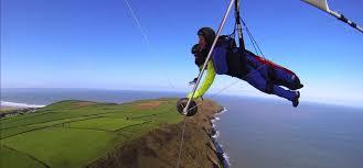 hang gliding experience in devon 5 favorite