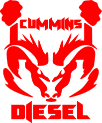 Dodge #Ram #Cummins #diesel #Ecps #Decals | Vinyl Stickers for ...
