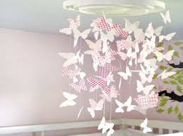 diy paper erflies decorations there many other great ideas