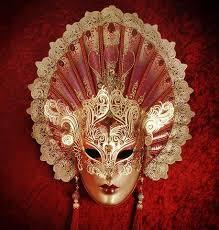 Large Masquerade Masks For Decoration Decorative Masquerade Masks VIVO Masks 58