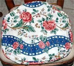 waverly garden room fabric fl chair