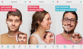 beauty app facetune