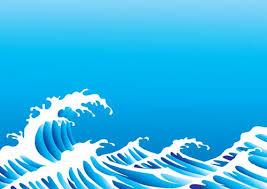 Ocean Wave Vector Free Download Google Search Simple Waves