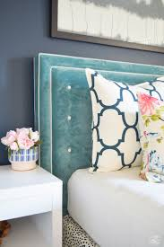 Teal Bedroom 17 Best Ideas About Teal Headboard On Pinterest Turquoise