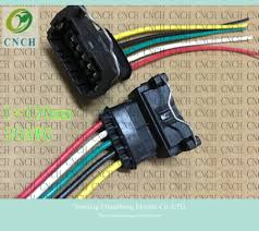 aliexpress com buy cnch 5pin 150 mm compressor waterproof aliexpress com buy cnch 5pin 150 mm compressor waterproof connector wiring harness plug car electric connector plug and wire harness from reliable