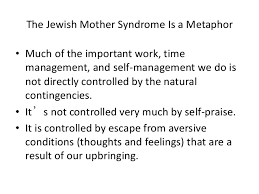 jewish mother essay guidelines mother the educational value educational points 2