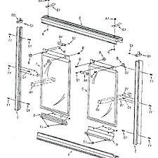 dreamline shower door parts unique famous shower door replacement parts pattern bathroom with bathtub image