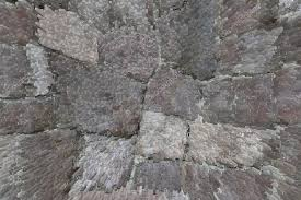 stone wall texture 3d block style
