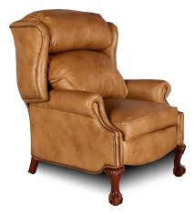 wingback leather recliner amazing com great deal furniture hadley espresso in 1