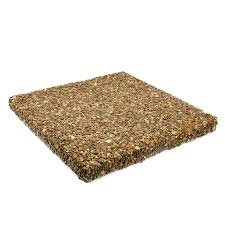 Brown Patio Stone (Common: 24-in x 24-in; Actual:
