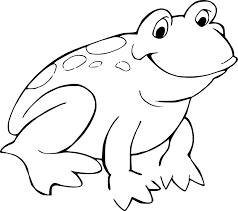 Small Picture Frog Coloring Pages GetColoringPagescom