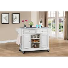 Granite Top Kitchen Island Wildon Home Ar Kitchen Island With Granite Top Reviews Wayfair
