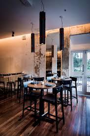 ACME Luchetti Krelle Restaurant  Bar Design - Private dining rooms sydney
