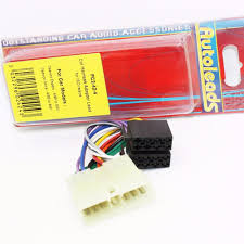 details about autoleads pc2 42 4 daewoo car stereo iso wiring autoleads pc2 42 4 daewoo car stereo iso wiring harness adaptor leads pc2424