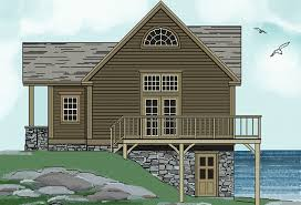 hillside home plans awesome hillside home plans walkout basement 104 best waterfront house plans of hillside