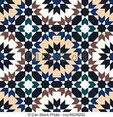 Islamic Geometric Patterns Extraordinary Seamless Islamic Geometric Pattern