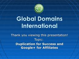 use simple duplication to grow your affiliate network global s internationalthank you viewing this presentation topic duplication for