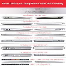 <b>Crystal</b> Floral <b>Print</b> Case Shell For MacBook Air 11 13 Pro 13 15 ...