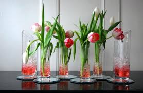 flower vase decoration with waste material decorative vases flowers  decorating ideas