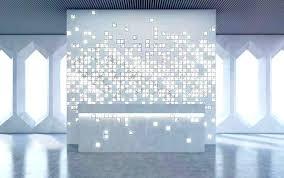 lighted wall art lighted wall modular wall tiles function as lighted wall art lighted wall tree