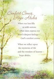 Christian Condolence Quotes Best of What To Say In A Meaningful Sympathy Cards