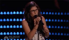 Ivonne Acero The Voice Auditions