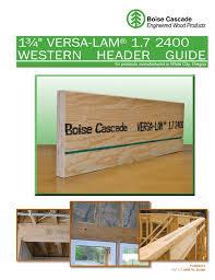 Boise Cascade I Joist Hole Chart Versa Lam Beam Hole Chart New Images Beam