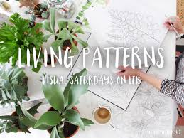 Living Pattern Awesome Design Inspiration