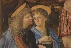 Il Battesimo di Cristo di Andrea del Verrocchio e Leonardo da Vinci   Opere