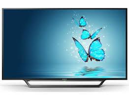 sony tv 55. sony 55 inch full hd smart tv, black - 55w650d tv