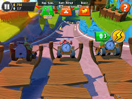 Zoom all the way with Angry Birds Go! – Green Eggs with Ham…