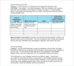 Nonprofit Business Plan Template Nonprofit Strategic Plan Template Organization Non Profit