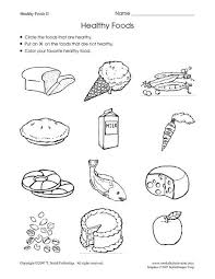Healthy Foods Worksheet 1 1 is cake good or bad? true nourishment on carbohydrates worksheet answers