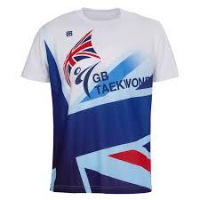 Mooto Gb Taekwondo T Shirt