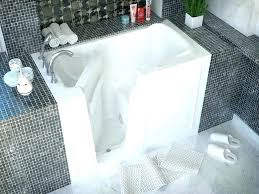 how much is a safe step tub walk in with bathtubs senior reviews safe step no door walk in tub reviews