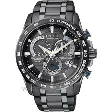 men s citizen chrono perpetual a t alarm chronograph radio mens citizen chrono perpetual a t alarm chronograph radio controlled eco drive watch at4007 54e