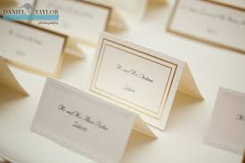 Wedding Reception Place Card Template