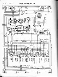 1956 1965 plymouth wiring the old car manual project index of wiring diagrams 1956 plymouth v8