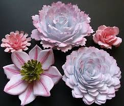 Paper Flower Archway Tissue Paper Flowers Handcrafted Flowers Giant Wedding
